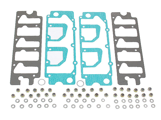 911 Valve Cover Kit, green no bead {kit}